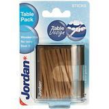 Jordan Dental Sticks Table Pack 125-pack