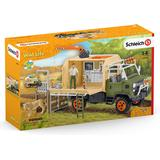 Play Set Schleich Animal Rescue Large Truck 42475
