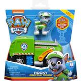 Toy Cars Spin Master Rocky's Recycling Truck