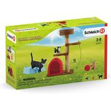 Play Set Schleich Playtime for Cute Cats 42501
