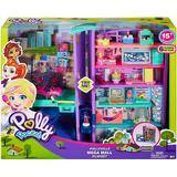 Dolls & Doll Houses Mattel Pollyville Mega Mall