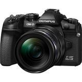 Mirrorless System Camera Olympus OM-D E-M1 Mark III + ED 12-40mm F2.8 Pro