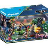 Playmobil pirate Toys Playmobil Pirate Hideaway 70414