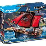 Toys Playmobil Skull Pirate Ship 70411
