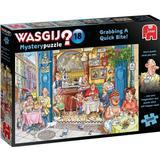 Jigsaw Puzzles Jumbo Wasgij Mystery 18 1000 Pieces