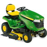 Lawn Tractor John Deere X350 With Cutter Deck