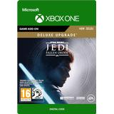 Star wars jedi fallen order xbox Xbox One Games Star Wars Jedi: Fallen Order - Deluxe Upgrade