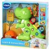 Interactive Pets Vtech Learn & Dance Dino