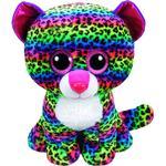 TY Beanie Boos Dotty Multicolor Leopard Large 41cm
