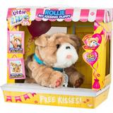 Character Little Live Pets Rollie My Kissing Pup