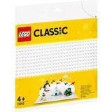 Blocks Lego Classic White Baseplate 11010