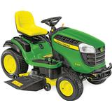 Lawn Tractor John Deere X166 Without Cutter Deck