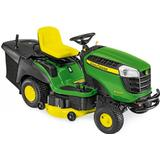 Lawn Tractor John Deere X166R With Cutter Deck