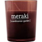 Scented Candles Meraki Scandinavian Garden Small Scented Candles
