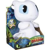 Soft Toys Spin Master How to Train Your Dragon Squeeze & Growl Lightfury 25cm