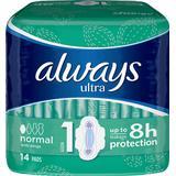 Menstrual Pads Always Ultra Normal 14-pack