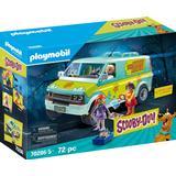Toys Playmobil Scooby Doo Mystery Machine 70286