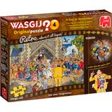 Jumbo Wasgij Retro Original 4 1000 Pieces