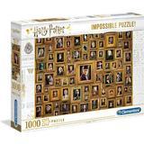 Clementoni Harry Potter Impossible Puzzle 1000 Pieces