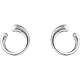 Georg Jensen Mercy Earrings - Silver