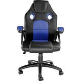 Gaming Chairs tectake Mike Gaming Chair - Black/Blue