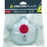 Face Masks Deltaplus M2FP3V FFP3+V Masks 2-pack