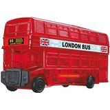 3D-Jigsaw Puzzles Hcm-Kinzel London Bus 53 Pieces
