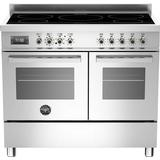 Induction Cooker Bertazzoni PRO1005IMFEDXT Stainless Steel
