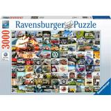 Jigsaw Puzzle Accessories Ravensburger 99 VW Campervan Moments 3000 Pieces