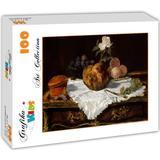 Jigsaw Puzzles Grafika Edouard Manet The Brioche 1870 100 Pieces