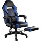 Gaming Chairs tectake Storm Gaming Chair - Black/Blue