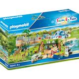 Toys Playmobil Family Fun Zoo 70341