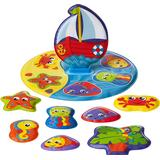 Bath Toys on sale Playgro Floaty Boat Path Puzzle