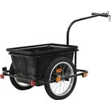 Bicycle Carts & Tandem Bike Trailers vidaXL Cargo Bicycle Trailer 50L