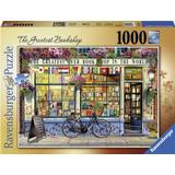 Classic Jigsaw Puzzles Ravensburger The Greatest Bookshop 1000 Pieces