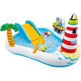 Paddling Pool Intex Fishing Fun Play Center