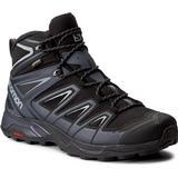 Hiking Shoes Salomon X Ultra 3 Mid GTX M - Black/India Ink/Monument