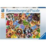 Ravensburger Animal Selfie 500 Pieces