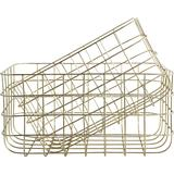 House Doctor Simply 16cm 2-pack Basket