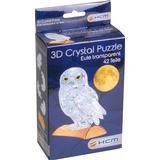 Jigsaw Puzzles Hcm-Kinzel Crystal Puzzle Owl Transperent 42 Pieces