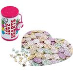 Gibsons Love Hearts 250 Pieces