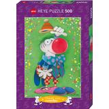 Jigsaw Puzzles Heye Thank You! 500 Pieces