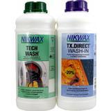 Textiles Nikwax Hardshell DuoPack 2x1000ml