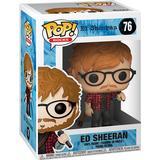 Figurines Funko Pop! Rocks Ed Sheeran