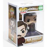 Funko Pop! Television Parks & Recreation Ron Swanson