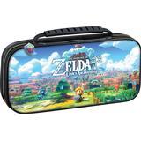 Bags & Cases Bigben Switch Deluxe Travel Case - The Legend of Zelda: Link's Awakening