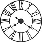 Clocks vidaXL 50644 80cm Wall Clock