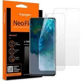 Samsung Galaxy S20 Ultra Screen Protectors Spigen Neo Flex HD Screen Protector for Galaxy S20 Ultra