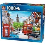 Classic Jigsaw Puzzles King London 1000 Pieces