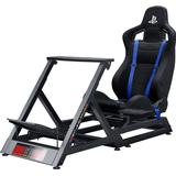 Next Level Racing GTTrack Racing Simulator Cockpit PlayStation Edition